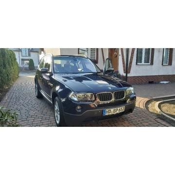 BMW X3 M.Pakiet panorama