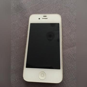 iPhone 4s biały bez blokad