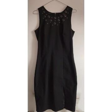 Elegancka sukienka Mohito rozmiar M zdobienia