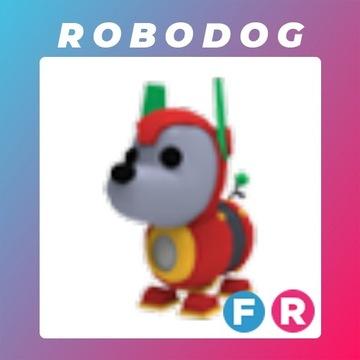Roblox Adopt Me Robo Dog FR