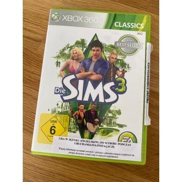 Sims 3 - Xbox 360 - Wysyłka 0 PLN