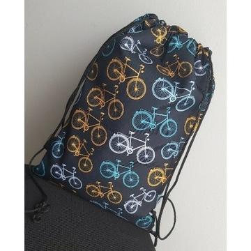 Plecak w rowery.