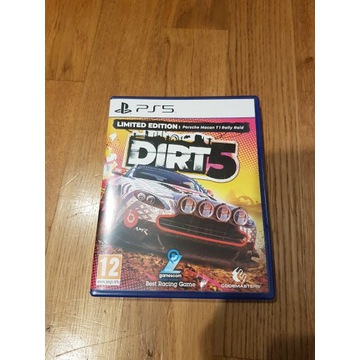 Dirt 5 - PS5 - Limited Edition Porsche Macan