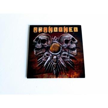 "ABANDONED - ""Thrash Notes""  CD"