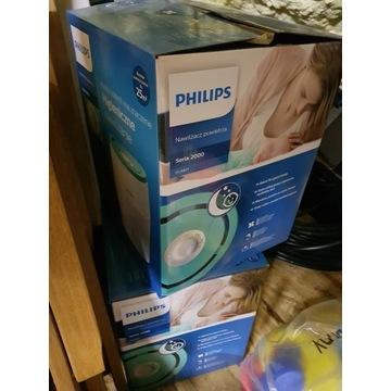 Nawilżacz powietrza Philips 2000 HU4801 2szt.