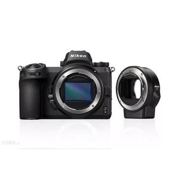 Nikon Z6 + FTZ + Sony XQD 64 Stan Nowy