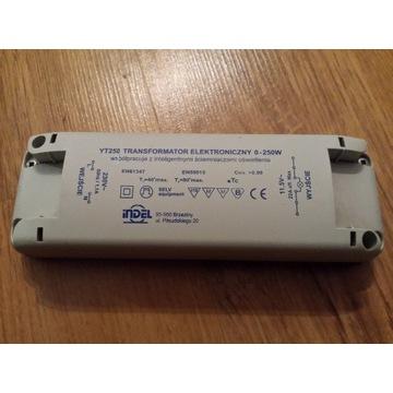 Transformator elektroniczny INDEL 250W