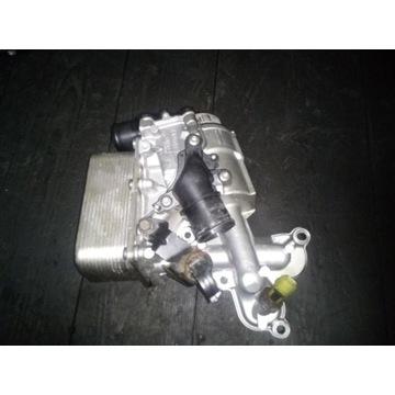 Renault laguna 2.0 dci M9r podstawa filtra oleju