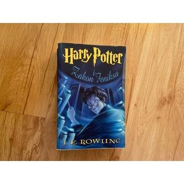 Harry Potter i Zakon Feniksa Dla Kolekcjonera