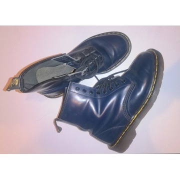 DR MARTENS 38 1460 NAVY SMOOTH 10072410