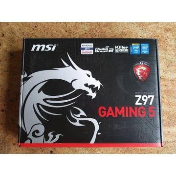 MSI Gaming 5 Z97 FV
