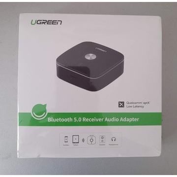 Odbiornik Audio Bluetooth 5.0 APTX Ugreen RCA