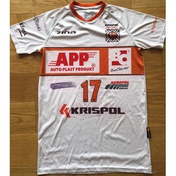 Oryginalna koszulka 1-ligowego Krispolu Września