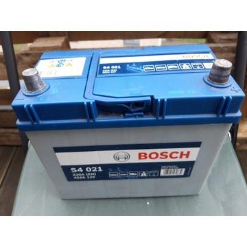 BOSCH SILVER S4 021 45Ah 330A akumulator używany