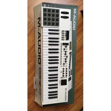 Klawiatura sterująca m-audio code 49