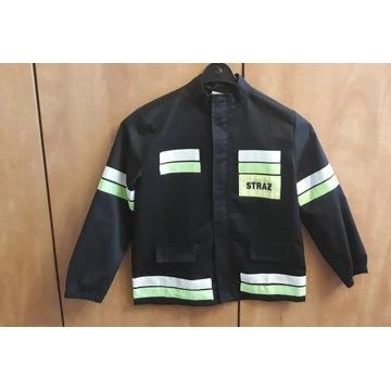 Mundur strój strażacki dla dzieci r.128