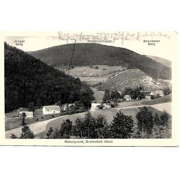 Szklary (Glasegrund), 1926 rok.
