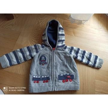 Zestaw ubrań - chłopiec - rozmiar 74