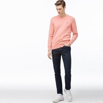 Spodnie jeansowe Lacoste Slim NOWE