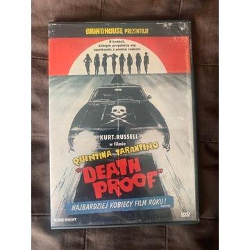Death proof - Taran - praktycznie nowe płyta - DVD