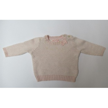 Sweter early days 68cm 3-6 m