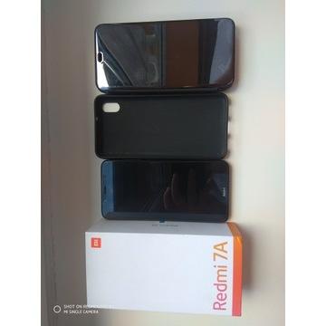 Xiaomi redmi 7a. jak nowy. gwarancja + gratisy