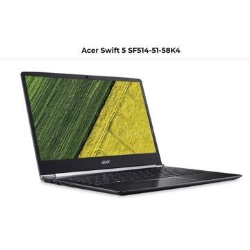 ACER Swift 5 SF514-51 i5-7200U 8GB 256GB Win10