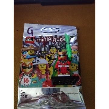 LEGO 71027 Minifigures Seria 20 nr 9