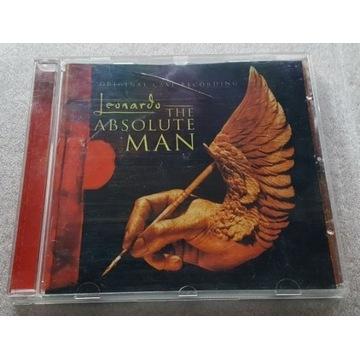 LEONARDO THE ABSOLUTE MAN (James LaBrie) CD EX++