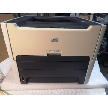 Drularka laser HP 1320DN, duplex, LAN - tani druk