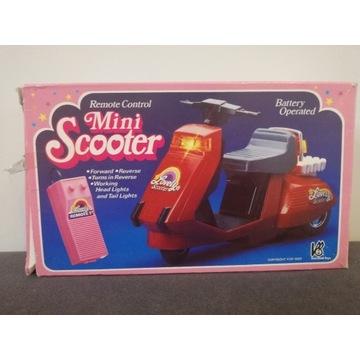 Skuter dla Barbie 1989 zapraszam