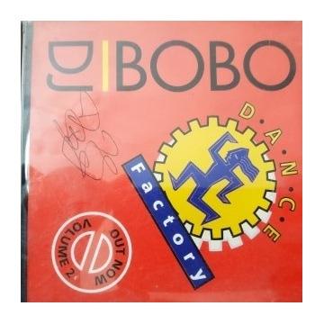 DJ BOBO Dance Factory vol. 2 unikat!