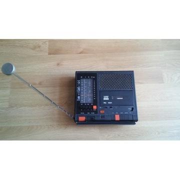 Radio ITT RC 1001 magnetofon - jak GRUNDIG