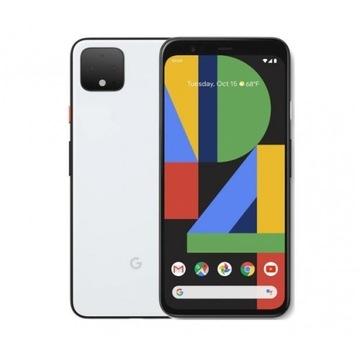 Google Pixel 4 64GB Clearly White BIAŁY GWARANCJA