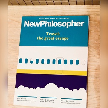 Art of Travel sztuka podróżowania filozofia podróż