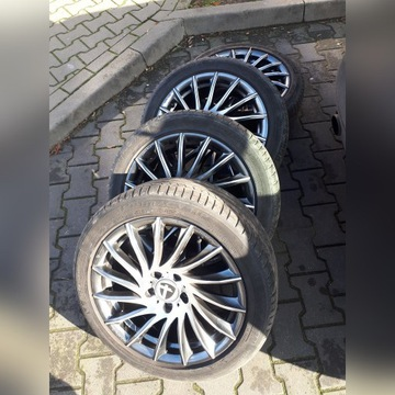 Felgi Audi Mercedes Volkswagen Tomason TN16 17'