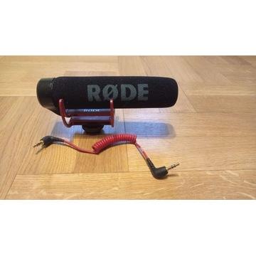 RODE VIDEOMIC GO  profesjonalny mikrofon
