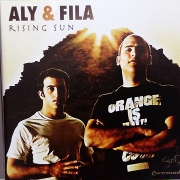 ALY & FILA Rising sun CD