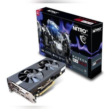 Sapphire Nitro plus Radeon RX570 4 GB LUBLIN