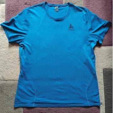 Koszulka sportowa trening fitnes upalne dni Odlo L