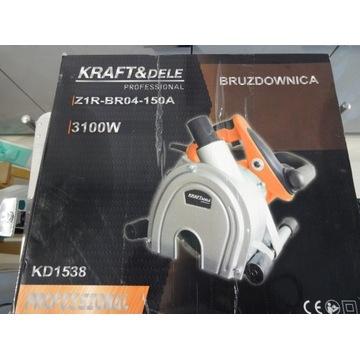 Bruzdownica 3100W KD1538 Kraft&Dele