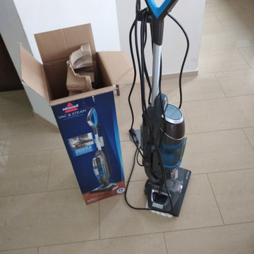 Bissell mop  parowy 2w1