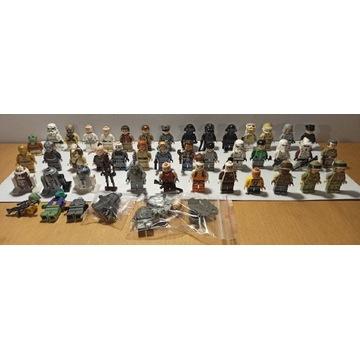 LEGO Star Wars KOLEKCJA 47 Bogatych Figurek!