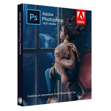 Adobe Photoshop CC 2020 32/64Bit nowy!!!