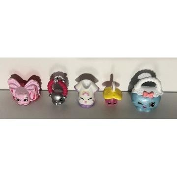 Shopkins figurki - ubrania