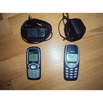 Sagem my x-1 i Nokia 3310