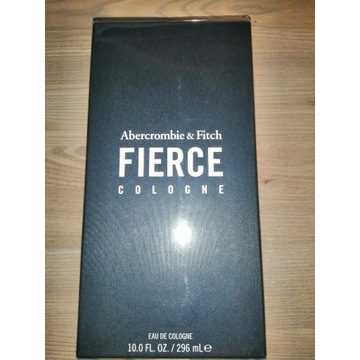 Abercrombie & Fitch Fierce Cologne 296 ml | NOWY