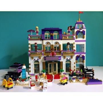 Lego Friends - 41101 - Grand Hotel - Stan bdb