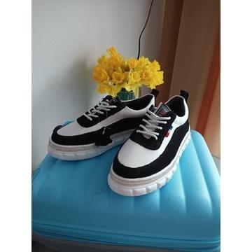 Buty damskie skórzane 40 rozmiar