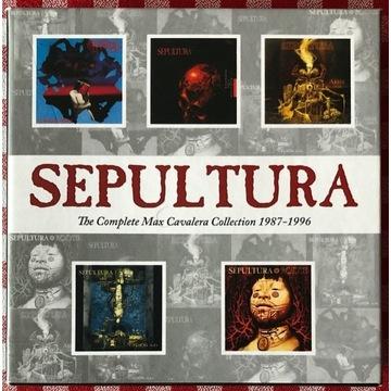Sepultura - Box 5 CD